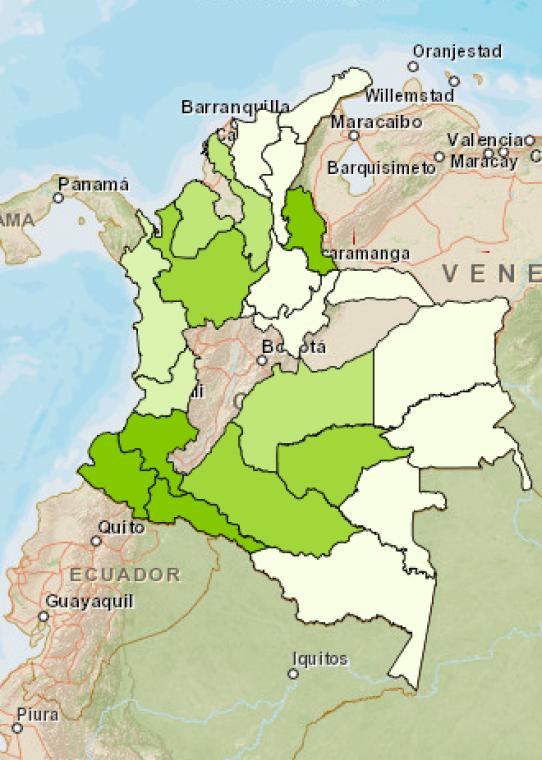 Mapa de Riesgo LAFT Compliance 2019 Coca 3